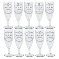 Personalised Toast Flutes Thumbnail