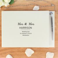 Personalised Guest Book Thumbnail