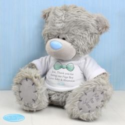 Personalised Me To You Bear for Pageboy and Usher Thumbnail