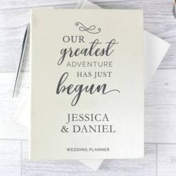 Our Greatest Adventure Wedding Planner Thumbnail